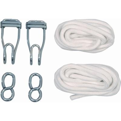 kit de fixation pour hamac fabulous kit de fixation pour fauteuil suspendu kit pour accrocher. Black Bedroom Furniture Sets. Home Design Ideas