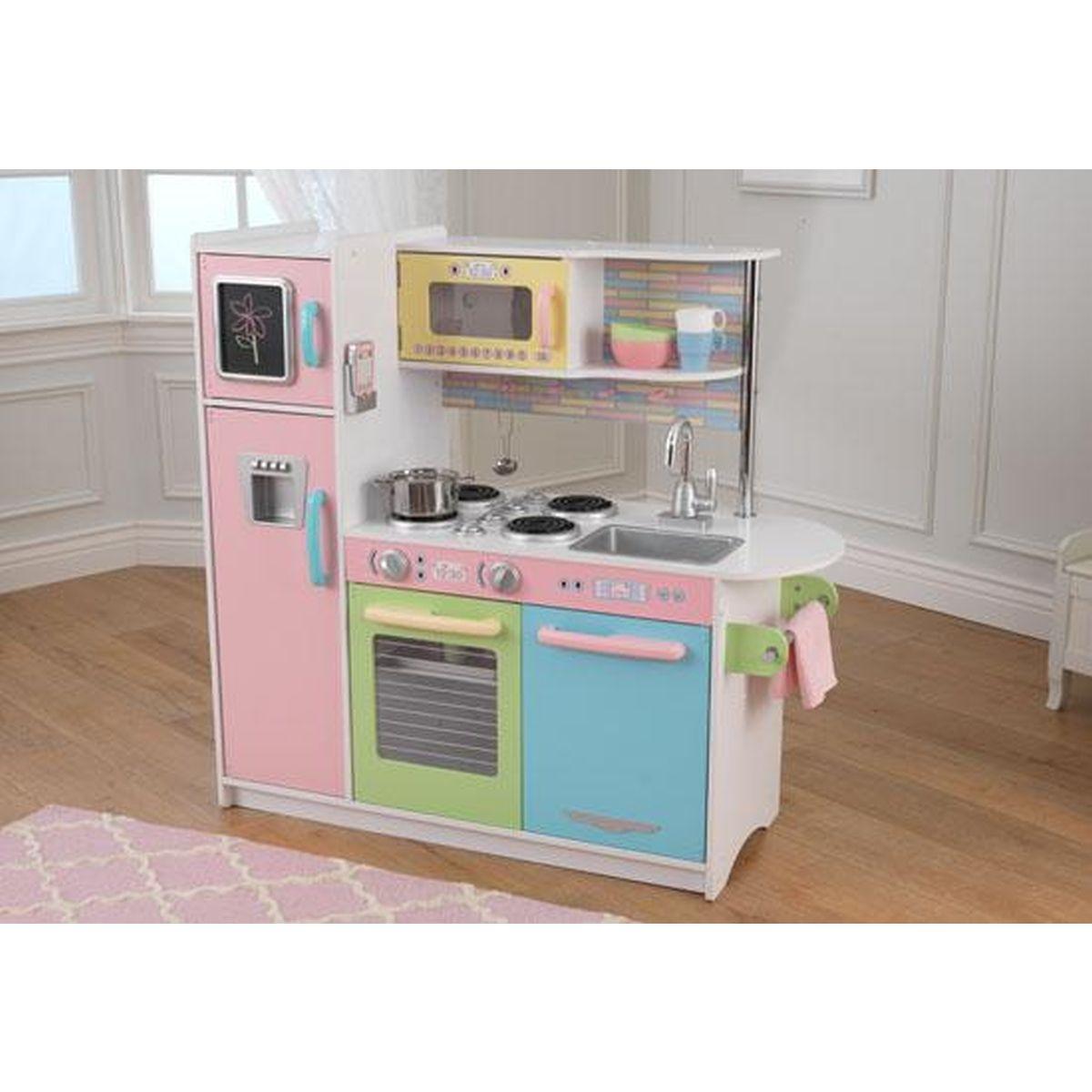 Kidkraft Cuisine Enfant Uptown Pastel 53257