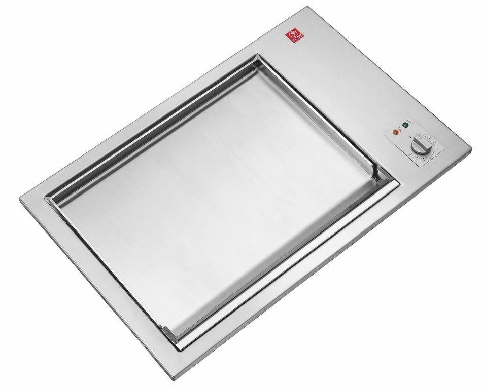 Plancha electrique 60x40 - Plaque grill encastrable ...